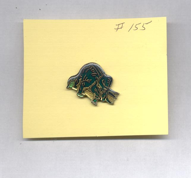 Animal   hat (lapel) pin (#155)