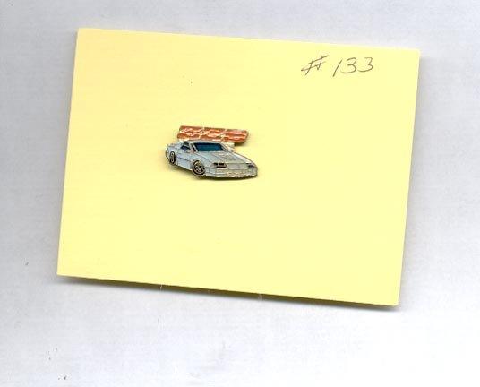 Car   hat (lapel) pin (#133)