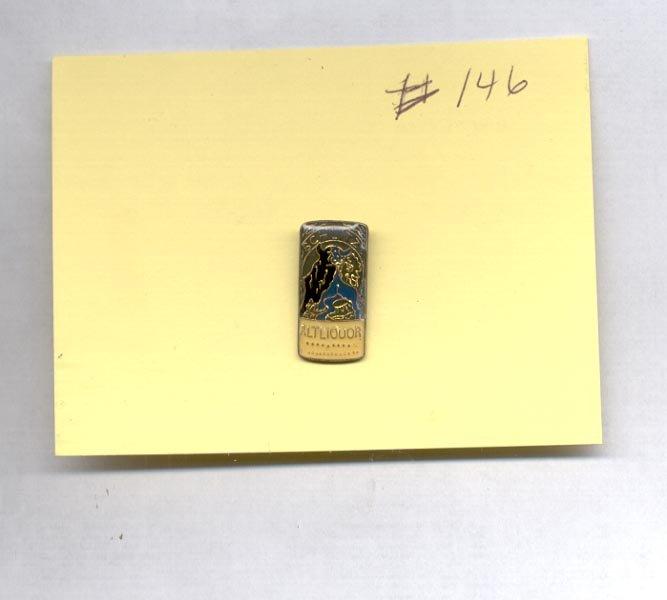 Schiltz Malt Liquor Can  hat (lapel) pin (#146)