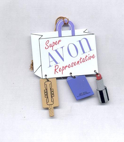 Avon You're Special Ornament-  Avon Representative