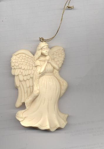 Avon Season's Joy Ornament- Angel