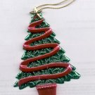 Avon Reflections of Christmas Ornament- Christmas Tree