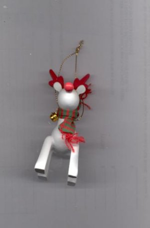 Avon Belvedeer The Christmas Reindeer Ornament