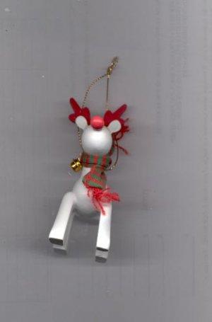 Avon Belvedeer The Christmas Reindeer Ornament