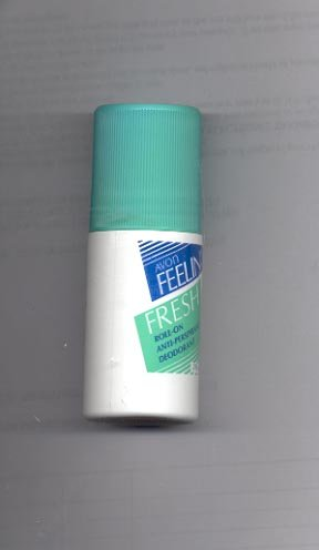 24 Avon Feelin' Fresh roll-on deodorant- - Vintage