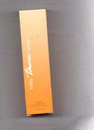 Avon TOMORROW-  summer eau de toilette spray 2.5 fl. oz.