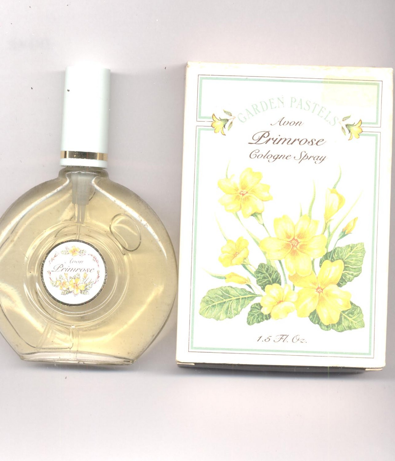 Avon Primrose cologne spray- NOS