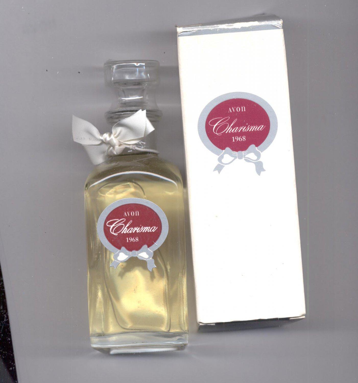 Avon Charisma Fragrance Traditions Cologne Pour- NOS