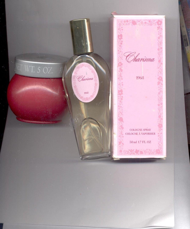 Avon Charisma Cologne, Skin Softener