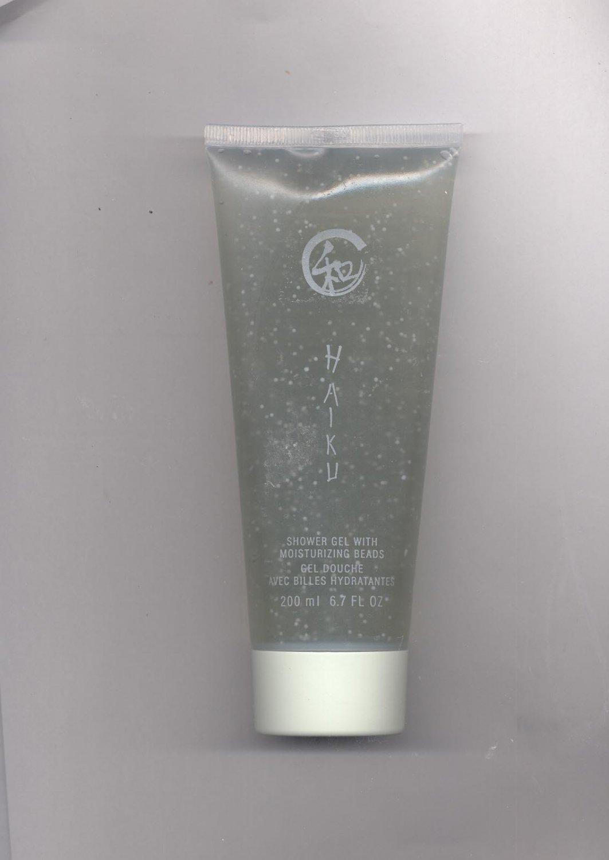 6 Avon Haiku Shower Gel with moisturizing beads- NOS
