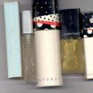 Avon Contrast  Cologne spray , Talc  (Lot # 9)