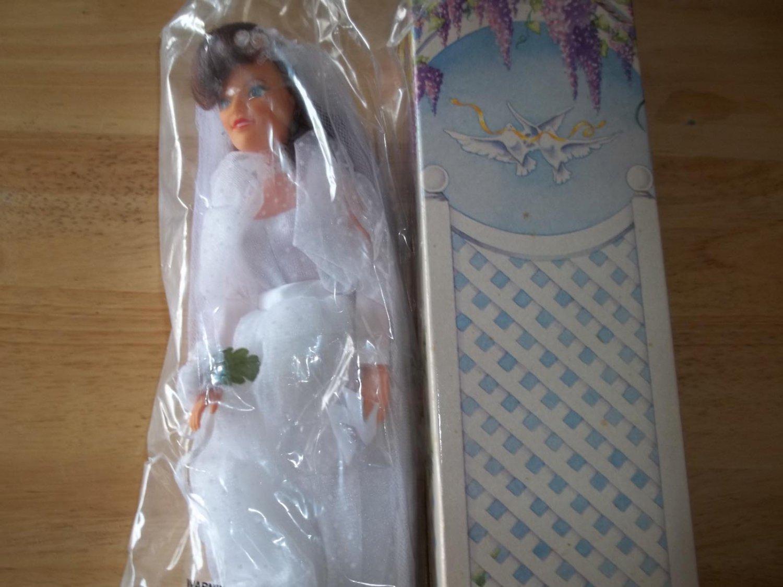 Avon Carly Bride Doll