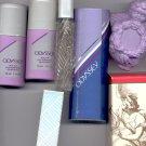 Avon Odyssey Cologne, Talc, Soap, Deodorant-- Vintage