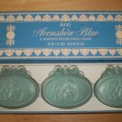 Avon Avonshire blue hostess fragranced soaps