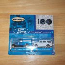 Avon Ford 100th Then & Now Series Trucks-1929 Ford Model A Truck and 1998 Ford Expedition