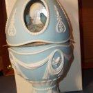 Avon Bluebird Musical Porcelain Egg