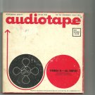 Audiotape -vintage- Formula 10-all purpose 1200 ft. of reel to reel tape used(#1)