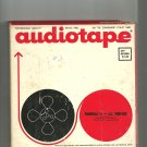 Audiotape -vintage- Formula 10-all purpose 1200 ft. of reel to reel tape used(#3)