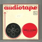 Audiotape -vintage- Formula 10-all purpose 1200 ft. of reel to reel tape used(#6)