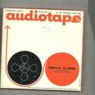 Audiotape -vintage- Formula 10-all purpose 1800 ft. of reel to reel tape used(18