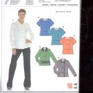 Burda pattern  8208- Jacket- Sizes 10-22- uncut
