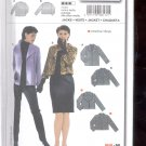 Burda pattern  8172- Jacket  Sizes 10-24   uncut