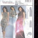 Burda pattern  8337-     Dress, Gown, Jacket  Sizes 8-20   uncut