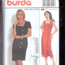 Burda pattern  3242-  Dress, short sleeve, sleeveless-  Sizes 8-18   uncut