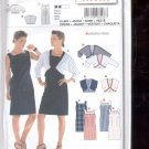 Burda pattern  8206-  Dress, and jacket-  Sizes 8-20   uncut