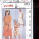 Burda pattern  8354 Skirt and blouse  Sizes 10-22   uncut