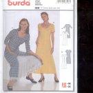 Burda pattern  8506 Dress   Sizes 12-24   uncut