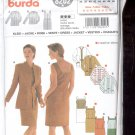 Burda pattern  8202  Dress Jacket   Sizes 10-24   uncut