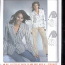 Burda pattern  8339 Blazer    Sizes 10-20   uncut