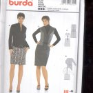 Burda pattern 8302 Dress    Sizes 10-22   uncut