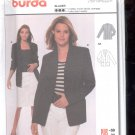 Burda pattern 8684   Blazer    Sizes 10-24   uncut
