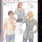 Burda pattern 3087 Blouse   Sizes 8-18  uncut