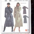 Burda pattern 8166    Coat    Sizes 12-24   uncut