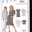 Burda pattern 8248   Dress, Blouse      Sizes 18-34   uncut