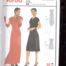 Burda pattern 8259 Dress short or long    Sizes 10-22   uncut