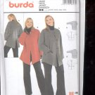 Burda pattern 8270  Jacket     Sizes 16/18-32/34   uncut