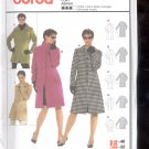 Burda pattern 8292 Coat     Sizes 10-22   uncut