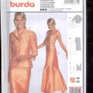 Burda pattern 8374 Coordinates- Skirt, top, jacket     Sizes 10-24  uncut