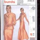 Burda pattern 8374 Coordinates- Skirt, top, jacket     Sizes 10-24  uncut