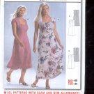 Burda pattern 8379 Dress    Sizes 18-34   uncut