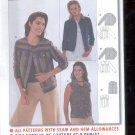 Burda pattern 8483  Jacket    Sizes 8-20   uncut