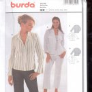 Burda pattern 8499  Blouse    Sizes 8-18   uncut