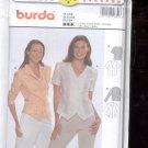 Burda pattern 8503  Blouse    Sizes 12-24  uncut