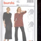 Burda pattern 8265 Shirt    Sizes 18-30   uncut