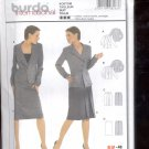 Burda pattern 8263  Suit    Sizes  10-22   uncut