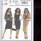 Burda pattern 8133 Coordinates-  Dress, Skirt, jacket    Sizes  10-20   uncut